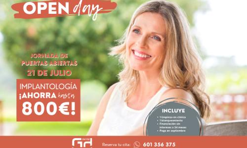 OPEN DAY – Implantología Dental